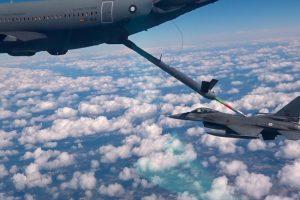 Airbus consegue contato automático no reabastecimento em voo