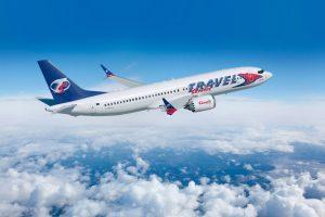 Travel Service fecha a compra de cinco novos 737 8 MAX