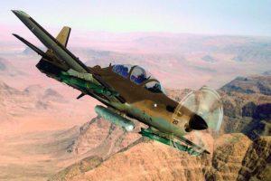 Força Aérea dos Estados Unidos Adiciona Mais Seis Aeronaves à Frota do Programa A-29 no Afeganistão