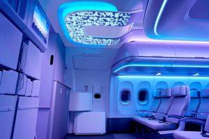 Airbus lança novo interior do A320 Airspace