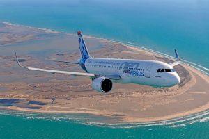 Airbus garante vendas de aviões comerciais por 40 bilhões de dólares na Le Bourget
