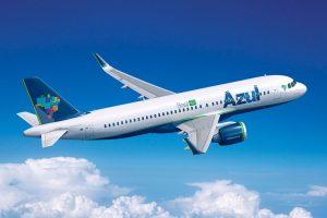 Em parceria com Aigle Azur, Azul inicia operações entre Campinas e Paris