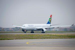 South African Airways recebe o seu primeiro A330-300