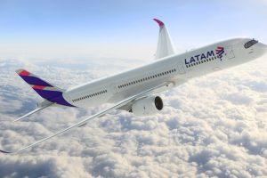 LATAM será a transportadora oficial do Papa Francisco em sua viagem ao Peru e ao Chile