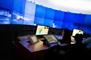 Saab apresenta torre remota de controle aéreo durante o IBAS 2017
