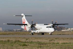 Japan Air Commuter inicia uma nova era com aviões da ATR