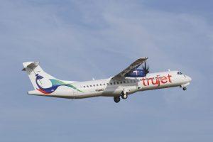 Trujet apresenta o seu primeiro e novíssimo ATR 72-600