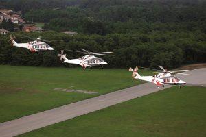 LCI adquire 9 helicópteros e receberá 6 unidades em tempo recorde de um mês