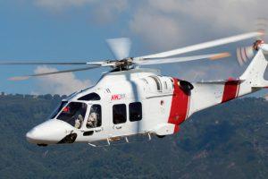 Helicóptero AW169 obtém sucesso com primeiro contrato no mercado americano de serviços de emergência