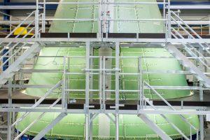 Aernnova entrega o primeiro conjunto para o novo Beluga XL da Airbus