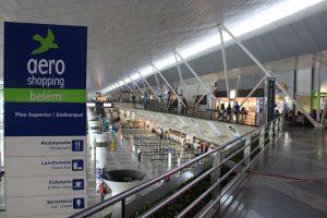 Aeroporto Internacional de Belém deverá registrar aumento de 4,3% na movimentação de passageiros no feriado da Independência