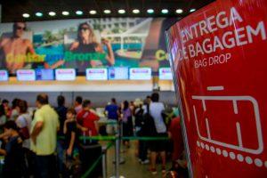 223 mil passageiros deverão circular no Aeroporto de Brasília no Feriado de Páscoa