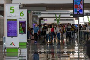 Aeroporto de Brasília é eleito o melhor do país na categoriaacima de 15 milhõesde passageiros