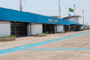 Infraero assina contrato para ampliação do Aeroporto de Campo Grande