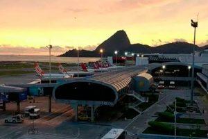 Ponte aérea Rio-SP é a 5ª mais movimentada do mundo