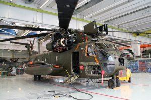 Airbus obtém adjudicação de contrato para modernizar 26 helicópteros CH-53 da Bundeswehr