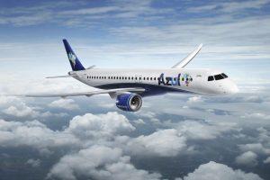 Azul será o primeiro cliente a operar o jato E195-E2