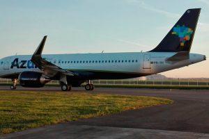 Azul terá voos extras no período da Oktoberfest