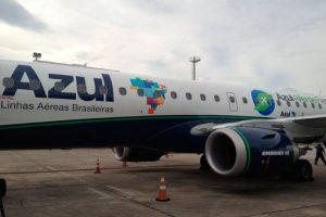 Azul começa a voar de Porto Alegre para Rosário