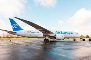 Air Europa voará para Fortaleza a partir de maio de 2019