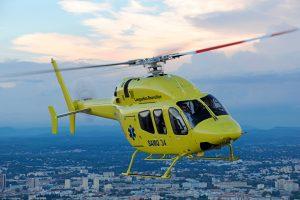 Babcock France supera 1000 horas em operações com a sua frota de Bell 429 em apenas um ano