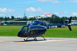 Bell começa a entrega de 9 Bell 505 Jet Ranger Xs no Chile
