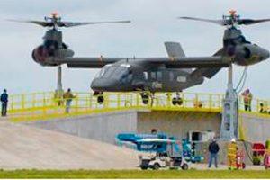 """Protótipo Bell V-280 """"Valor"""" começa os testes em terra"""