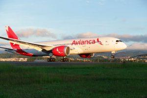 Avianca avança em uma aliança com a United