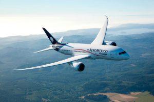 Aeroméxico aumenta sua presença na Ásia