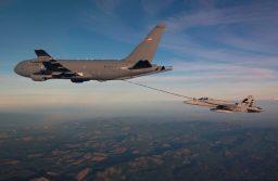 Programa KC-46 Tanker da Boeing finaliza processo de certificação da FAA