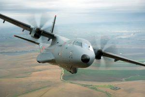 Cazaquistão encomenda mais dois aviões C295