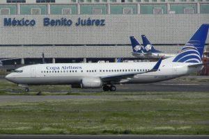 Copa Airlines comemora o seu 50º aniversário operando na Costa Rica