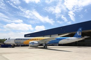 Helvetic Airways assina carta de intenção de compra para até 24 E-Jets E2