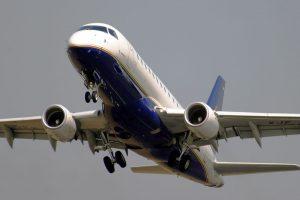 Certificados os E170 e E175 na Rússia