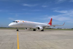 Embraer entrega seu E-Jet número 1.300