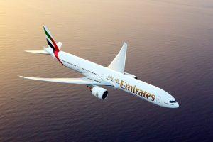 Emirates lança novo serviço para Porto