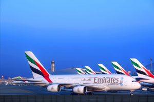Emirates introduz serviço de gerenciamento de laptops e tablets nos voos para os EUA