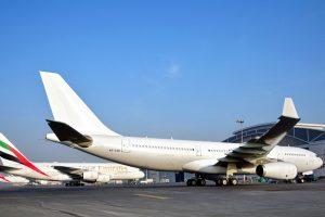 Emirates retira os últimos Airbus A330 e A340 da sua frota