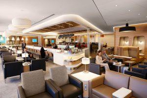 American renova Flagship Lounge e abre restaurante de alta gastronomia no nova iorque-JFK