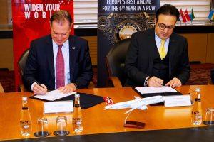 Turkish escolhe a Panasonic para oferecer conectividade e entretenimento a bordo de suas aeronaves de fuselagem estreita