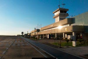 Movimentação de cargas tem alta de 300% no Aeroporto de Foz