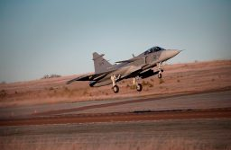 Saab oferece Gripen E/F para a Finlândia