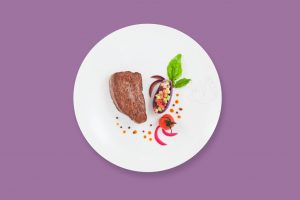 Guy Martin cria os pratos da classe La Première da Air France