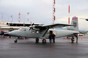 Costa Rica já opera os Y-12 doados pela China