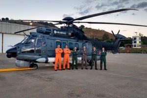 Helibras dá importante passo rumo à certificação do H225M para operações navais