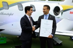 Honda Aircraft Company obtém Certificado de Tipo brasileiro para o HondaJet