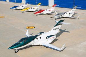 Líder Aviação é única a operar HondaJet no Brasil