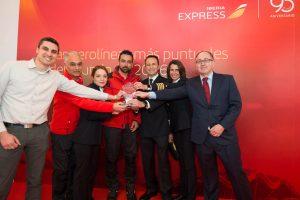 Iberia é a mais pontual do mundo em janeiro
