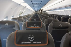 O Grupo Lufthansa oferecerá 308 destinos em 103 países