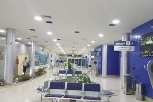 Infraero substitui lâmpadas comuns por LED no Aeroporto Internacional de Corumbá